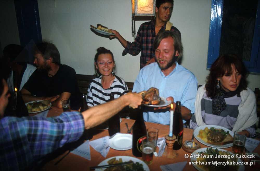 Impreza, Artur Hajzer (niebieska koszulka)
