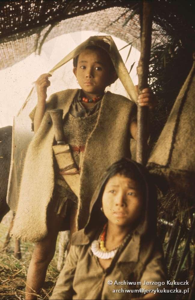 Nepalskie dzieci